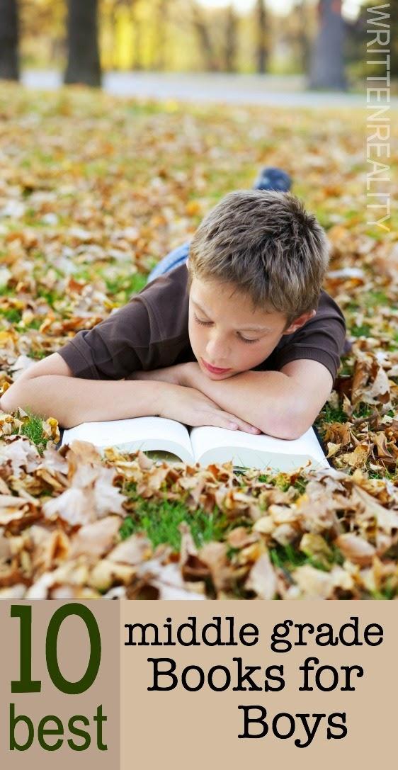 http://writtenreality.com/10-best-middle-grade-books-boys/