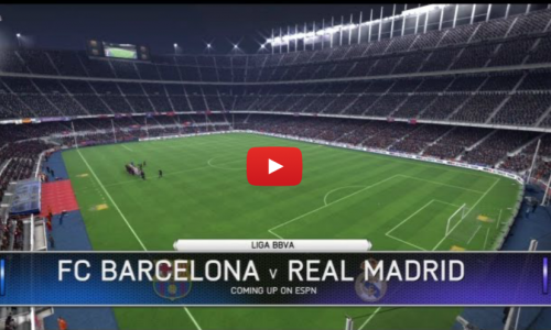 Barcelona vs Real Madrid Live