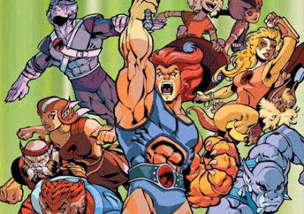 Pics Thunder Cats on Anos 80 Net  Thundercats