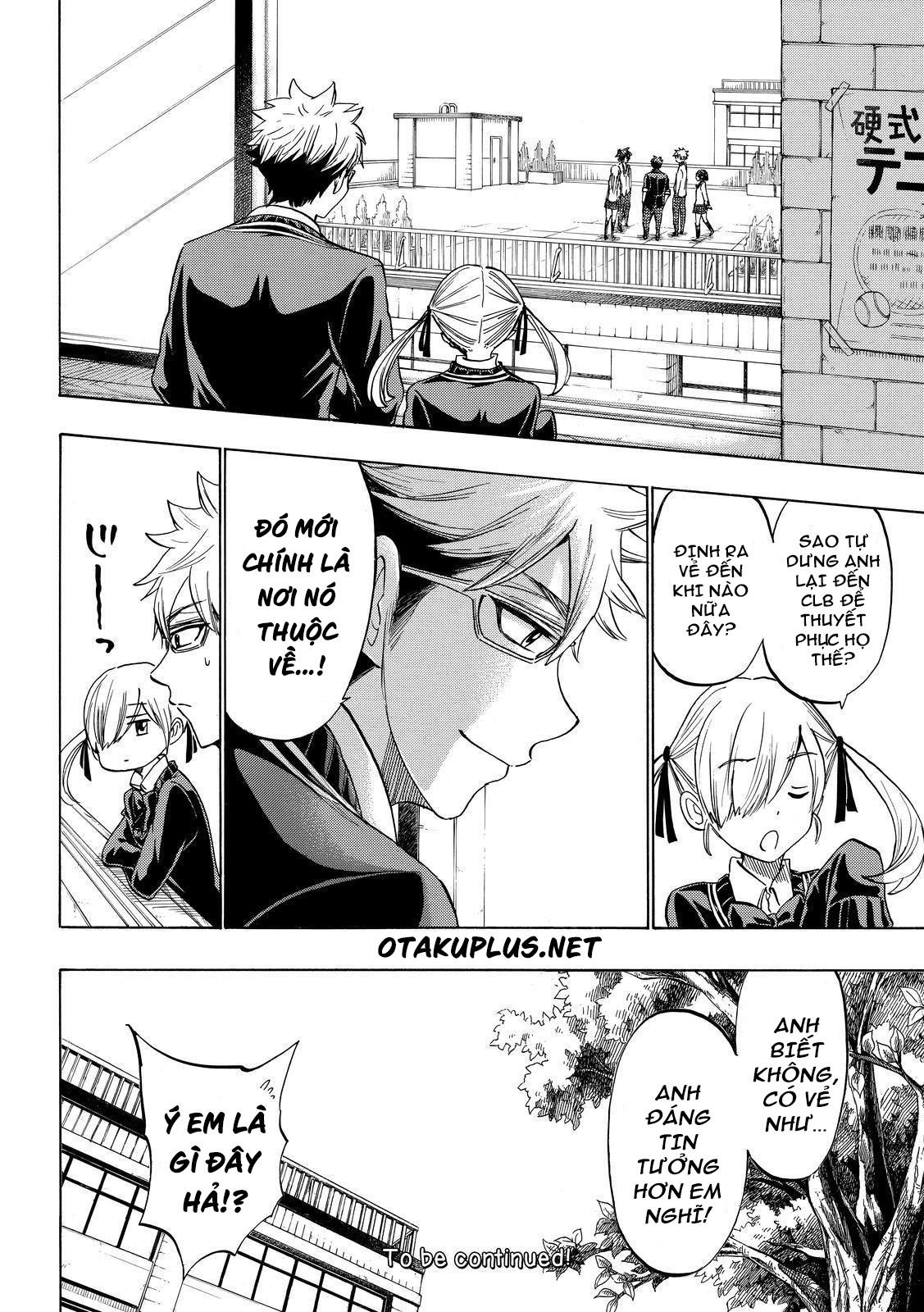 Yamada-kun to 7-nin no majo chap 176 page 21 - IZTruyenTranh.com