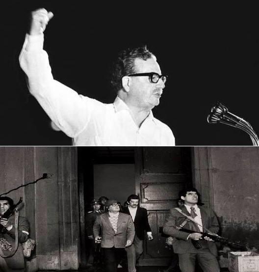 11 Σεπτέμβρη του 1973... τα τελευταία λόγια του Σαλβαδόρ Αλιέντε