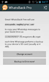 WhatsBack Pro: WhatsApp Backup v1.1.6