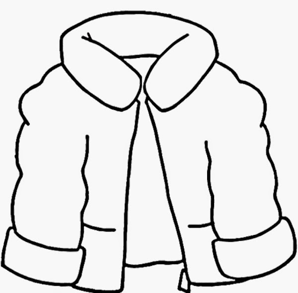 Orthodoxy for kids st tabitha the widow for Coloring pages of winter coats