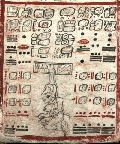 Dresten codex, Ixtab