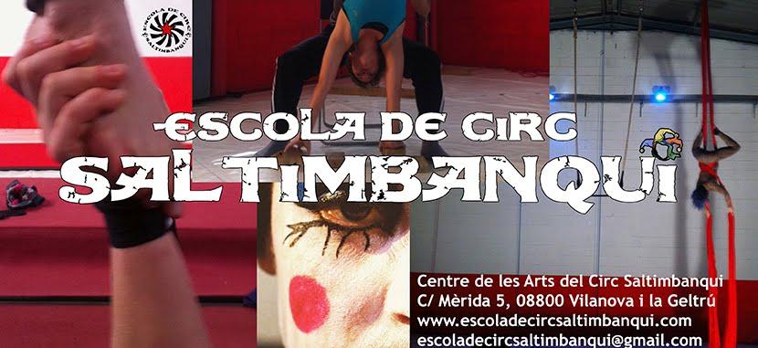 CENTRE DE LES ARTS DEL CIRC SALTIMBANQUI