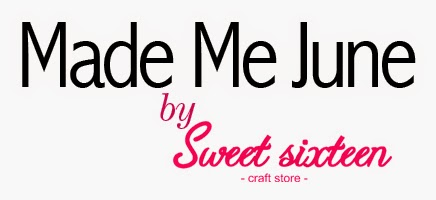 """""""Made Me June by Sweet Sixteen"""""""