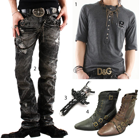 clothing style for rock style clothing for