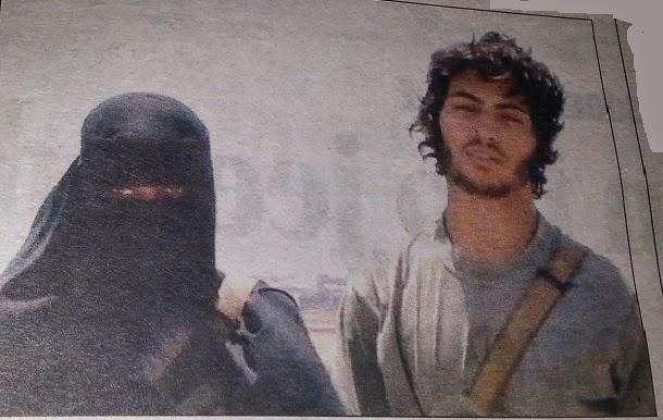 Women Jihadis supporting IS