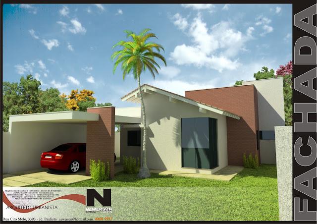 Fotos fachada modernas casas plantas dicas kootation - Fotos modernas ...