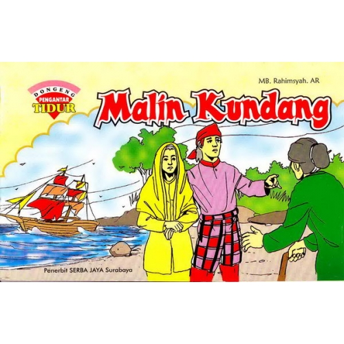 The Story Of Malin Kundang
