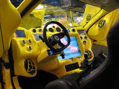 los coches tunig: