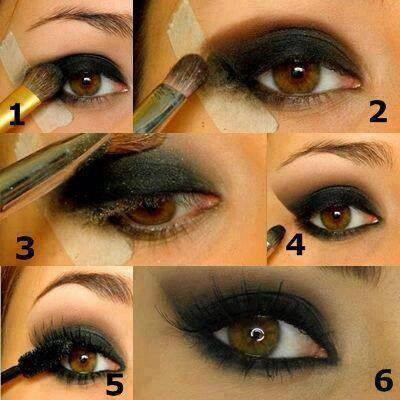 Tecnica Facil para Maquillar Ojos