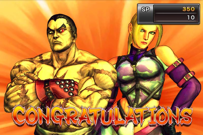 Street Fighter Tekken Mishima