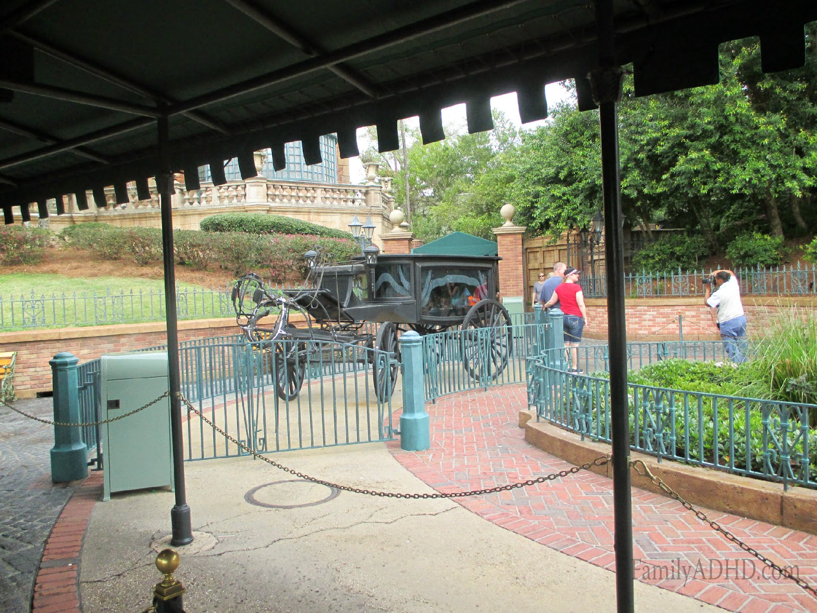 orlando family travel guide 2015 haunted mansion tips & review