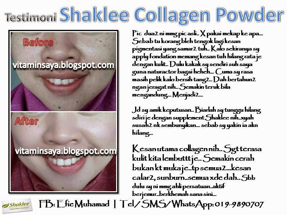 testimoni collagen