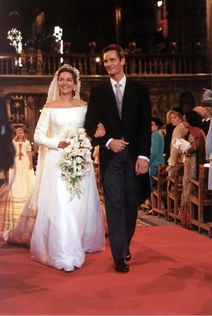 Matrimonio In Ottobre : Oggi sposi infanta cristina di spagna matrimonio del