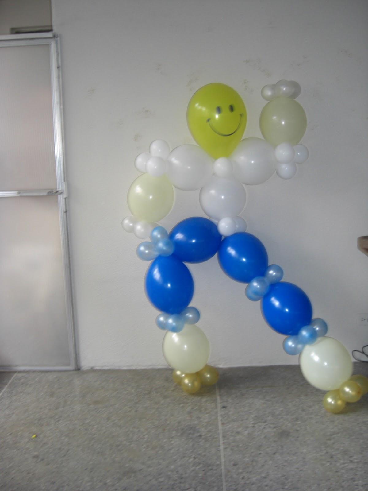 Fkp cursos de globos - Curso decoracion con globos ...