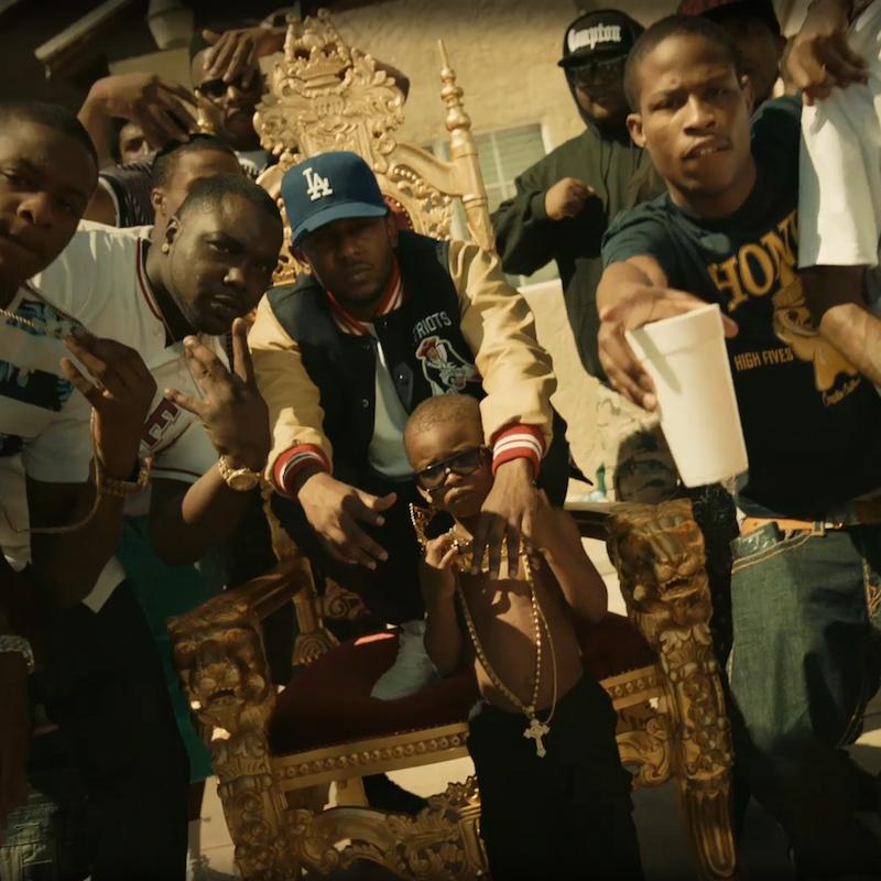 Atomlabor Blog Musik Tipp - SOTD : Kendrick Lamar 'King Kunta' (Offizielles Musikvideo)