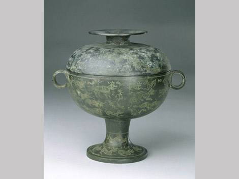 Warring States period bronze collection North SHore of Boston