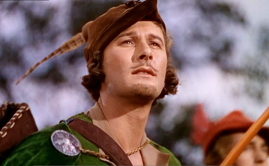 "Hamlette's Soliloquy: ""The Adventures of Robin Hood"" (1938)"