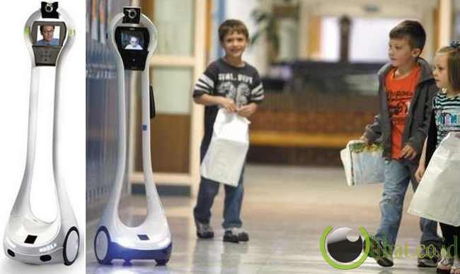 VGO (Robot Komunikasi)