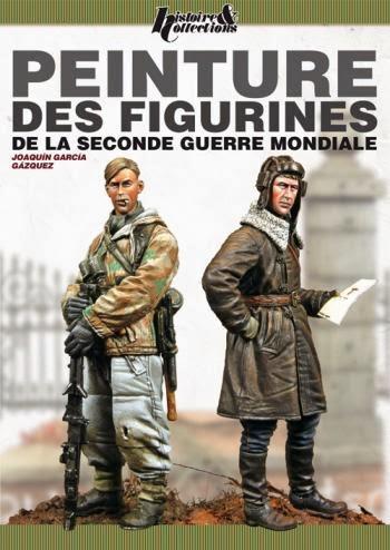 Alex benvenuti peinture des figurines de la seconde guerre mondiale - Comment appliquer de la peinture ...