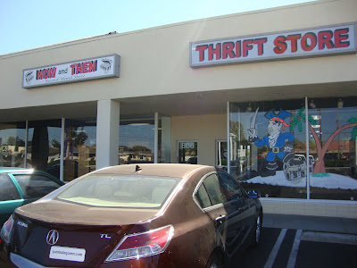 Now and Then Thrift Store