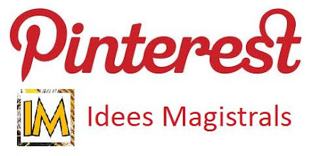 Segueix el pinterest del bloc