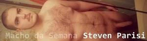 Macho da Semana | Steven (Amador)