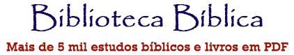 Estudos Bíblicos | Baixar Livros PDF