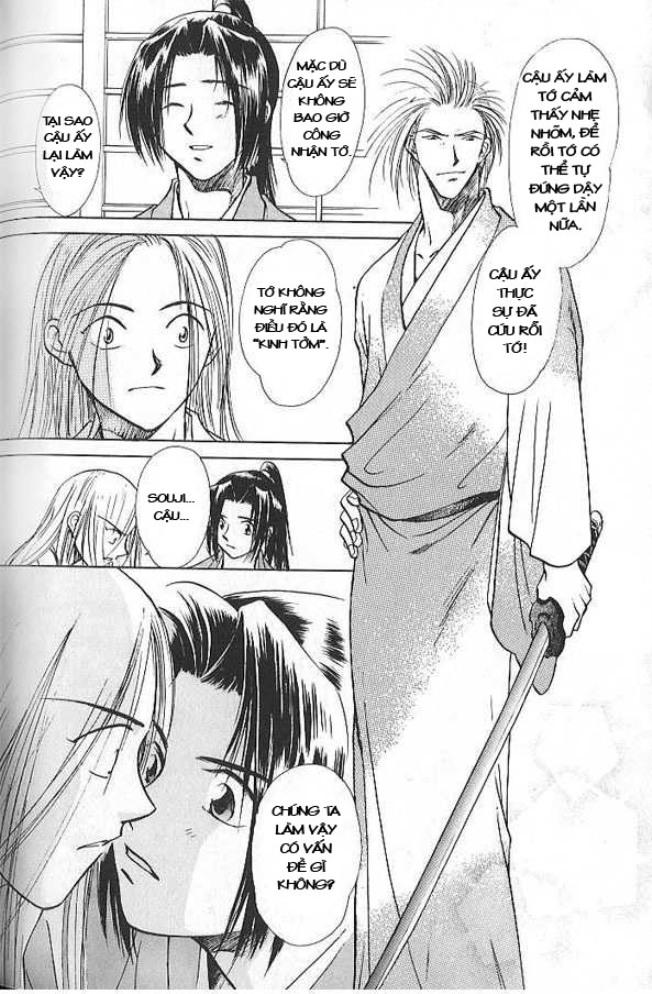Soshite Haru No Tsuki chap 4 - Trang 35