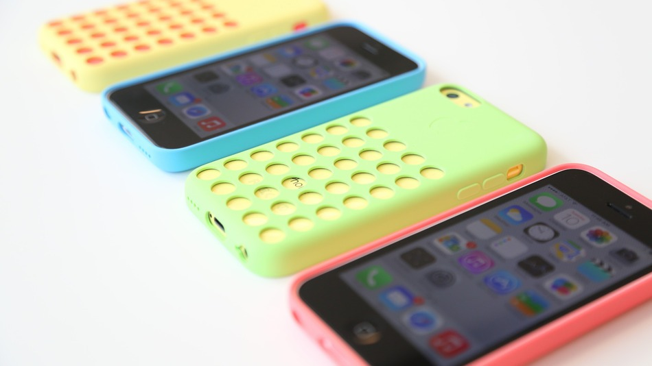 iPhone 5C bashing - Les 9 choses auxquelles ressemble l'iPhone 5C