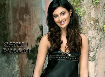 Sayali Bhagat Actress and Model Wallpapers