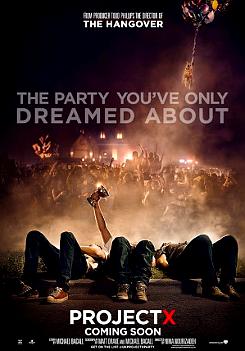 Filme Poster Projeto X – Uma Festa Fora de Controle TS XviD & RMVB Legendado