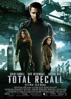 Total Recall 2012 DVDRip - Action, Adventure, Fantasy, Thriller