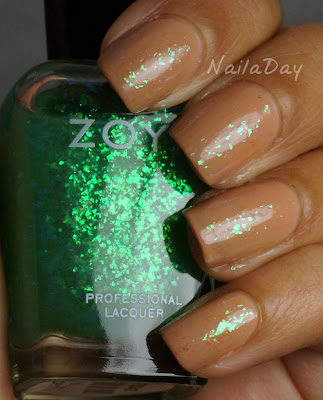 Nailaday: Wet n Wild Private Viewing with Zoya Opal