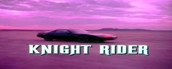 KIT the talking car and the Knight Rider