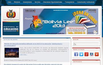 Resultados de la Prueba de Ascensos Categoria 2013, en web del MINEDU