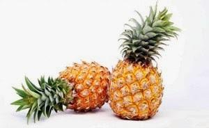 Cara sehat memutihkan kulit dengan nanas