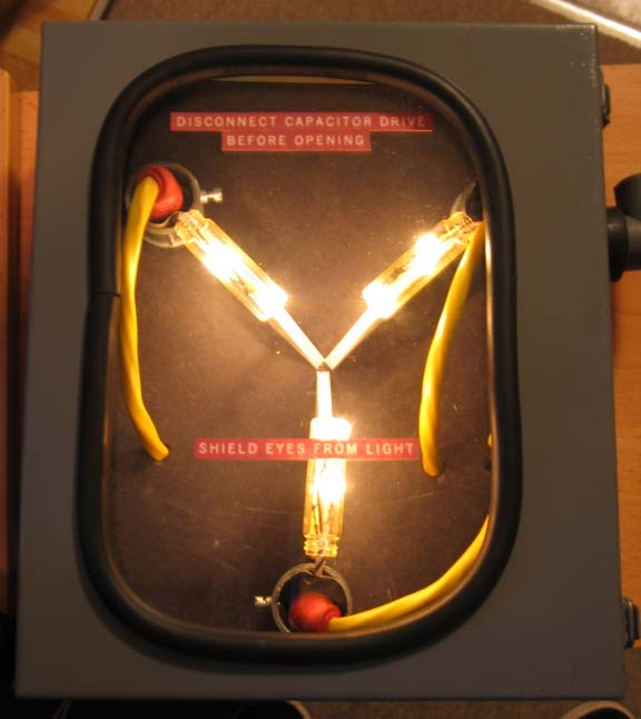 gallery for gt back to the future flux capacitor