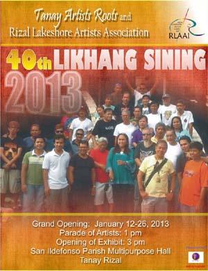 40TH LIKHANG SINING 2013