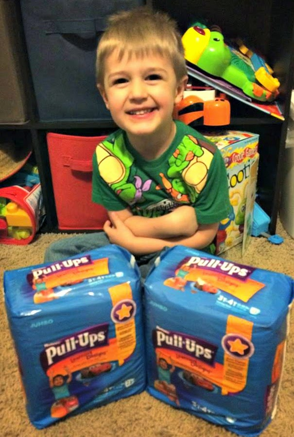 Pull-Ups #StartPottyTraining #Sponsored #MC
