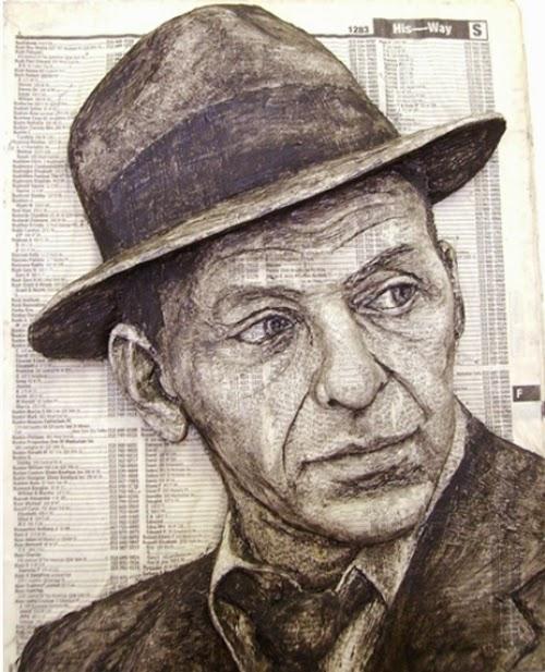 07-Frank-Sinatra-Phone-Books-Sculpture-Carving-Cuban-Artist-Alex-Queral-WWW-Designstack-Co