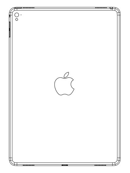 Vazou um monte de detalhes sobre o próximo iPad