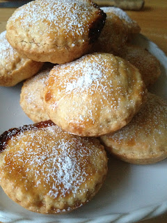 Delicious Christmas mince pies