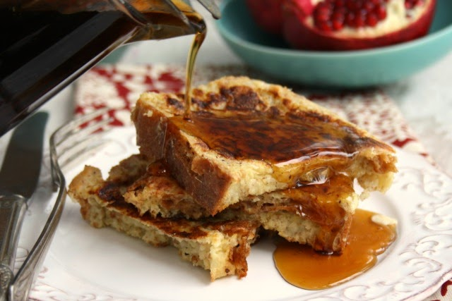 Bridget's Green Kitchen: Overnight French Toast For Holiday Breakfasts