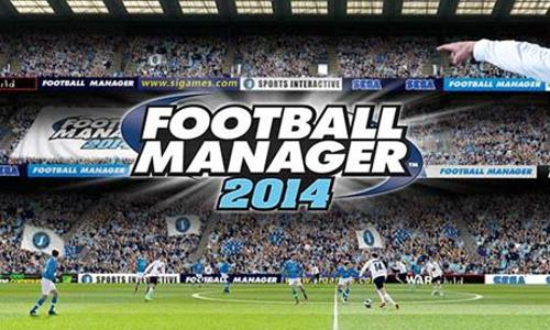Football Manager 2014 announced details