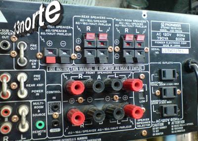Pionner VSX-9900S
