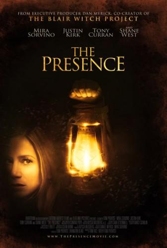 A Presença – Dublado e Legendado – 2012