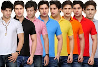 Buy T-Shirt At FLAT 70% OFF Rs. 279 only at Flipkart.